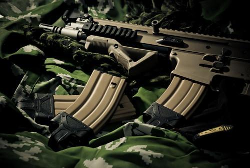 MK16 SCAR