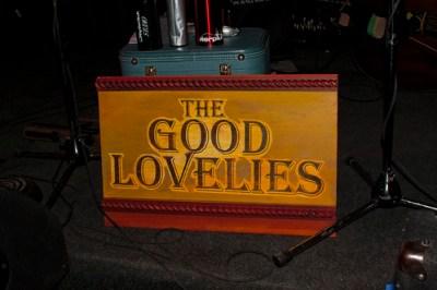 The Good Lovelies @ The Black Sheep Inn