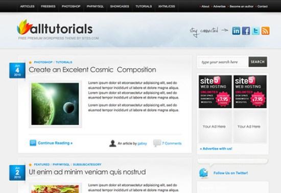 5596861136 47b7dbc62c 20 Tema Premium Gratis WordPress