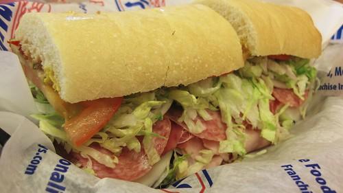 lenny's italian sub