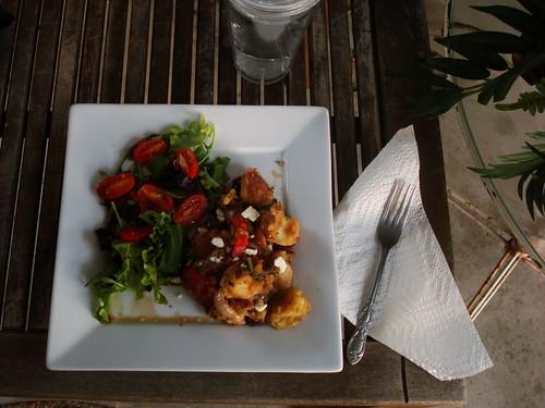 Mediterranean-inspired Potato Salad