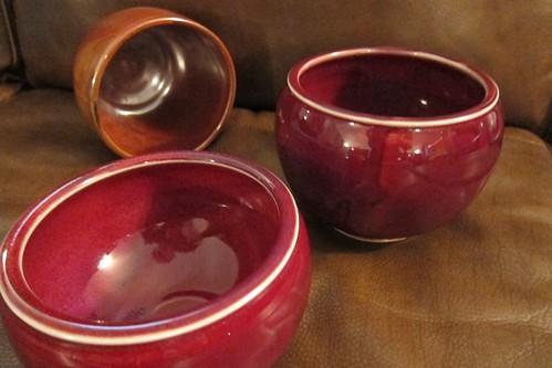 Ceramic Bowls by Paul Dickinson Goodman