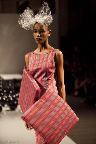 Ottawa Fashion Week 2011 - Adrian Wu