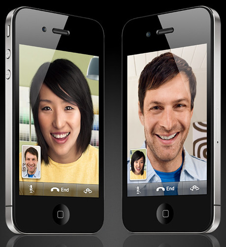 Facetime: Videollamadas para el iPhone y iPod