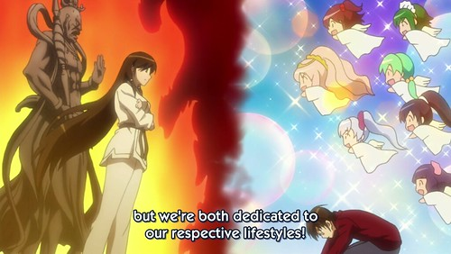 18. Martial arts vs 2D game girls.