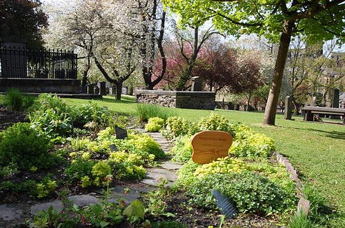Greyfriars Herb Garden