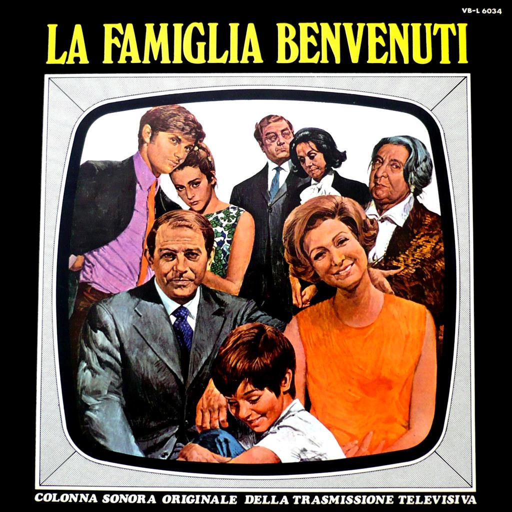 Armando Trovajoli - La Famiglia Benvenuti