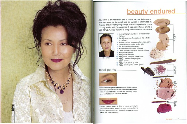 Asian Faces--BookLooks/Review