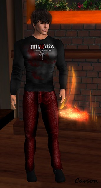 RFyre - Immortal T-Shirt and Durante Pants