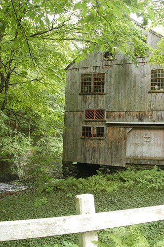 Flora Finger's Mill (real name)