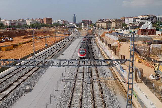 Pont del Treball - Sur - 08-07-2011