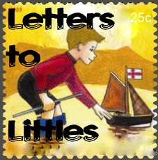 Letters to Littles Badge
