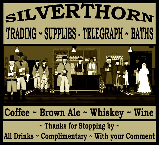 Silverthorn Trading Post Refreshments