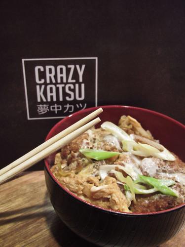 Katsudon in Crazy Katsu