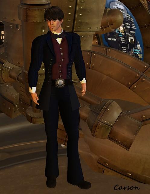 blakopal Nantes Suit SL8B