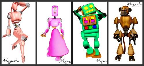robot collage 2