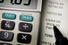 Calculating Taxes Up And Down
