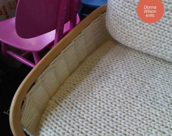 Ercol studio couch Donna Wilson update