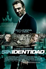 Sin identidad poster pelicula