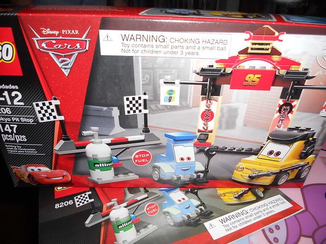gisselle disney cars 2 lego builds (11)