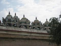 Shiva shrine Vimanams 1