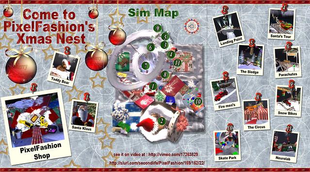 "Flyer "" christmas magic "" by pixelfashion"
