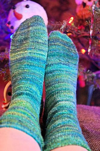 My Christmas Socks