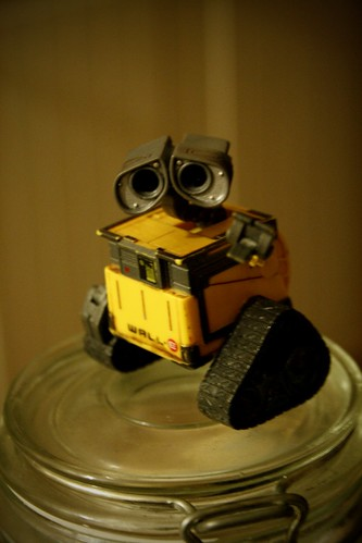Wall-E Portrait