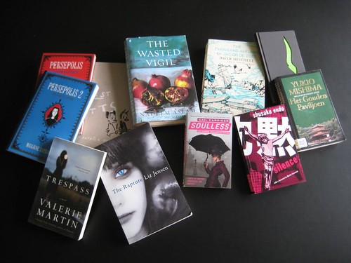 Some of the books I loved reading in 2010