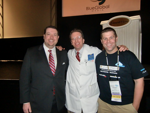 Jim Kukral, Drew Eric Whitman and Shawn Collins