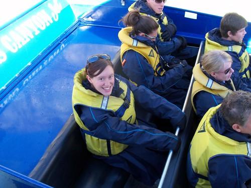 Queenstown - Jetboating Trip