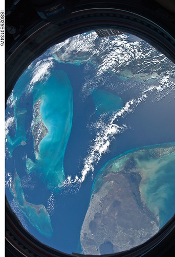 Atlantic, Gulf of Mexico and Caribbean Sea (NASA, International Space Station, 11/09/10)