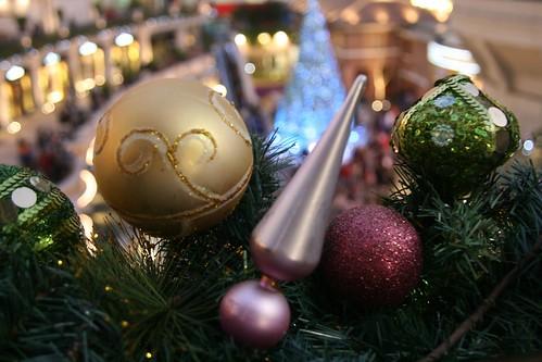 Christmas in Hong Kong
