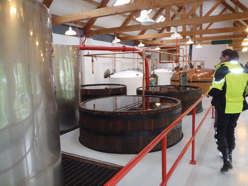 Glenora Distillery, Glenville, Cape Breton