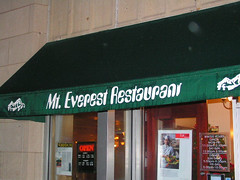 Mt Everest Restaurant
