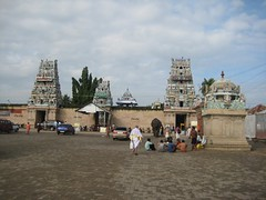 Three Entrances to the temple - Brahma, Vishnu and Shiva