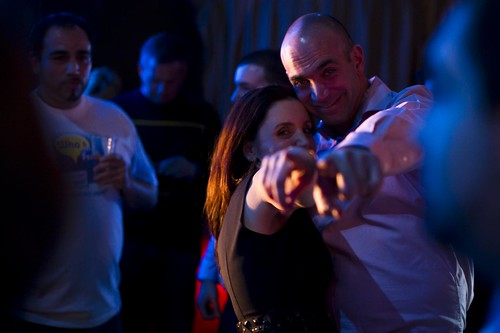 leweb 2010 party at 15/15 club in paris