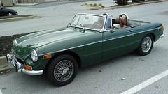 1966 MGB Sports Car