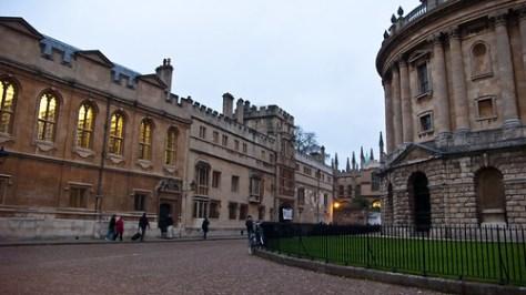 Engeland, Oxford