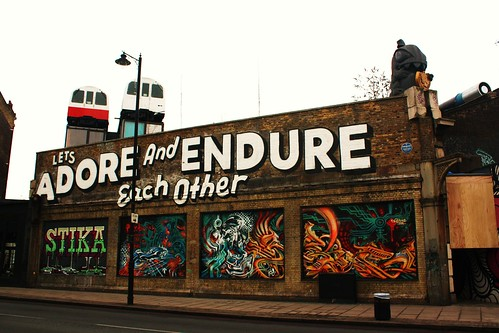 Let's Adore and Endure Each Other