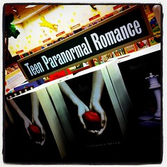 Teen Paranormal Romance. This is how far we ha...