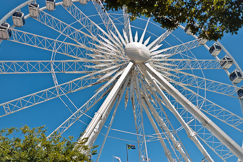 The Wheel of Excellence ferris wheel