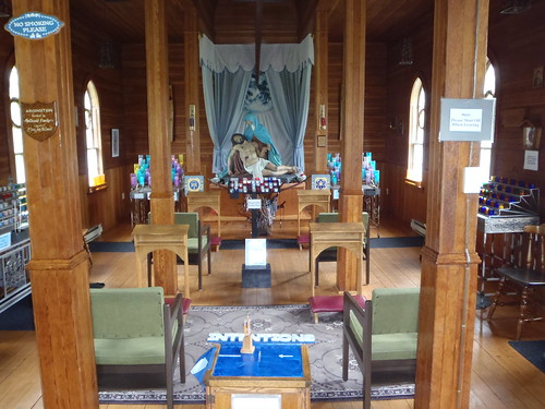 Mother of Sorrows Shrine, Mabou, NS