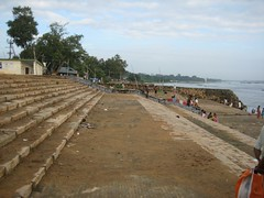 Cauvery bathing ghat 2