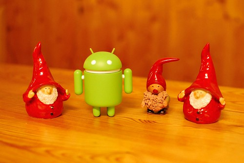 Merry Android Christmas by carlstr, on Flickr