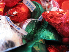 Hershey's Christmas Kisses