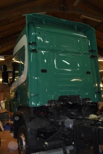 Nieuwe truck Gelissen