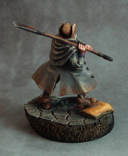 Mortimer, Gravedigger (Malifaux)
