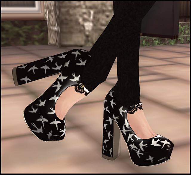 magnifico heel pow