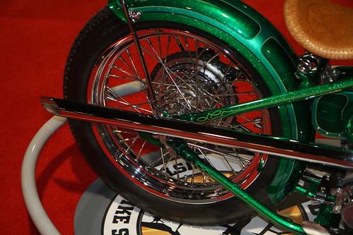 2010 Long Beach Modified Harley Winner